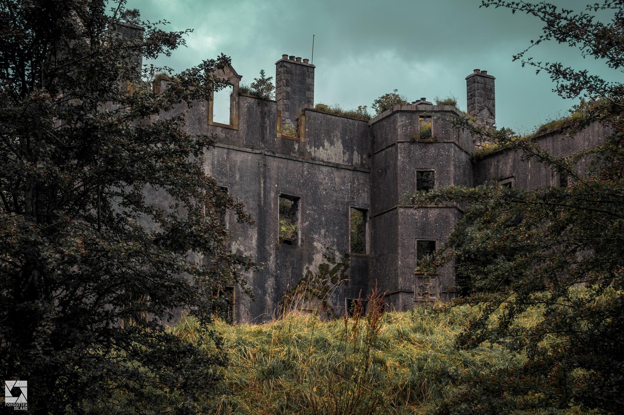 Kenmure Castle