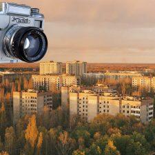 Analog Chernobyl Part 6 - autumn in Pripyat