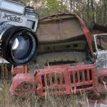 Analog Chernobyl Part 4 - Duga radar and Rossokha Vehicle Graveyard