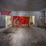 Mysterious Secondary School in the Chernobyl Zone