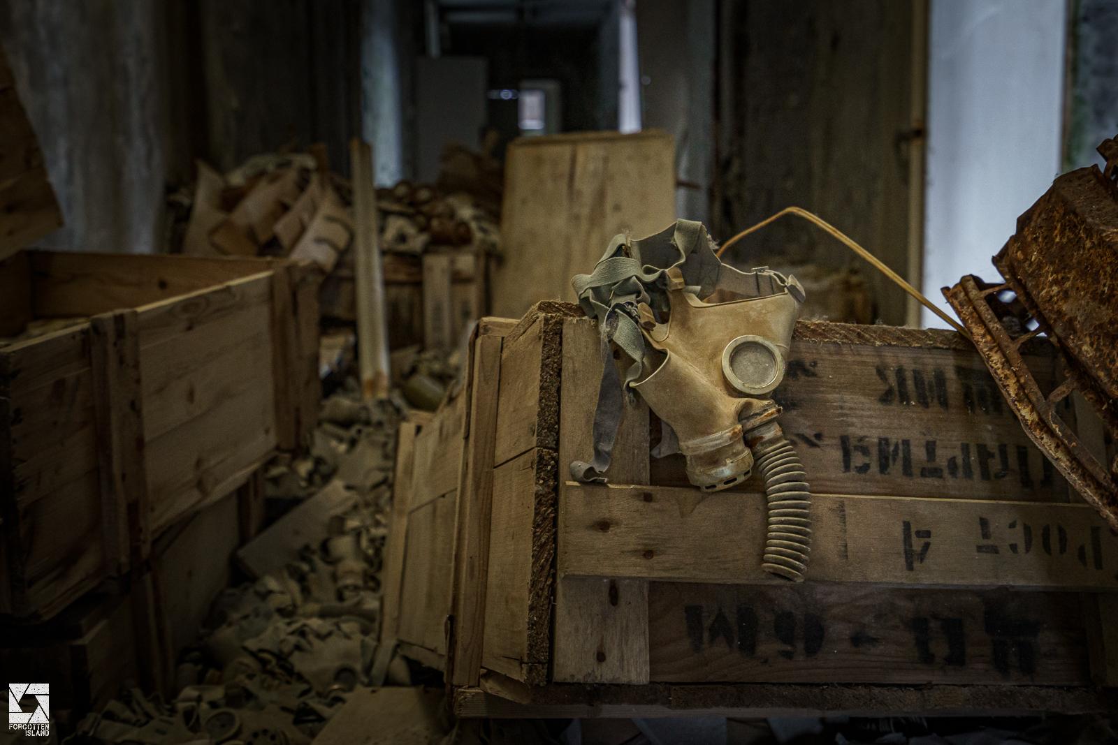 Pripyat Middle School No. 4