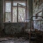 Children's Wards in Pripyat Hospital No. 126