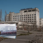 Pripyat Then and Now Part 1 - Main Square