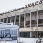 Chernobyl Then and Now Part 5 - Winter in Pripyat Before the accident