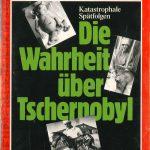 Der Spiegel 23.04.1990: Die Wahrheit über Tschernobyl (with English translation)
