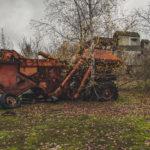 Zymovyshche Kolkhoz Farm Machinery