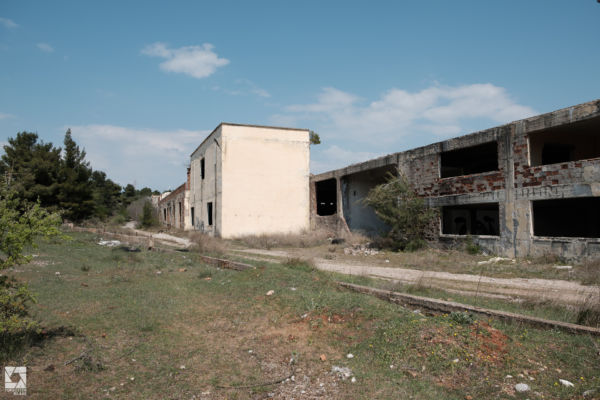 Abandoned Greek Factory