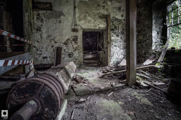 Waulk Mill