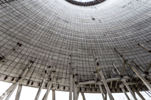 Chernobyl Cooling Towers